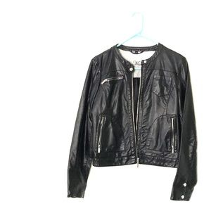 Steve Madden Jackets & Coats - Steve Madden faux leather jacket.